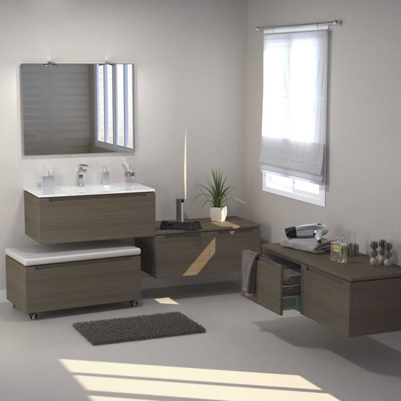 20 Leroy Merlin Salle De Bain Neo In 2020 Bathroom Remodel Designs Bathroom Decor Bathrooms Remodel