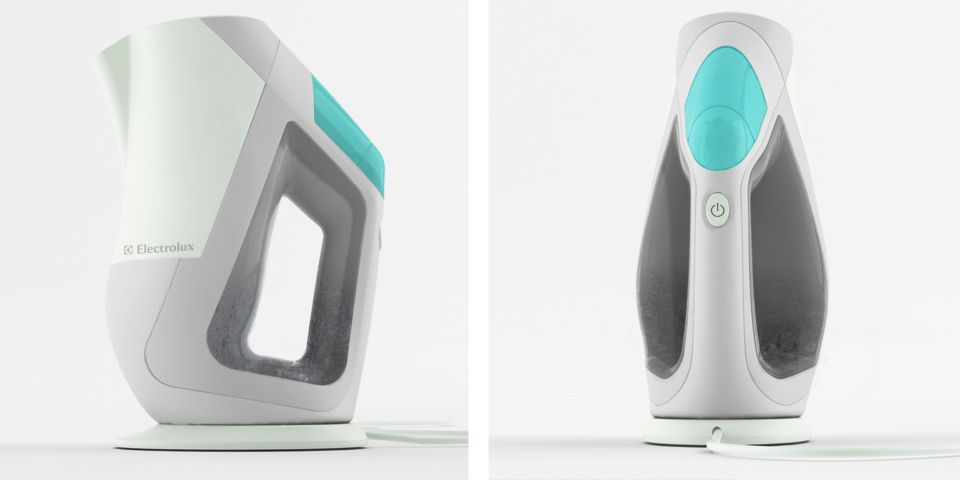 Electrolux Kettle Concept By Steven Burgess Product Design Electric Kettl