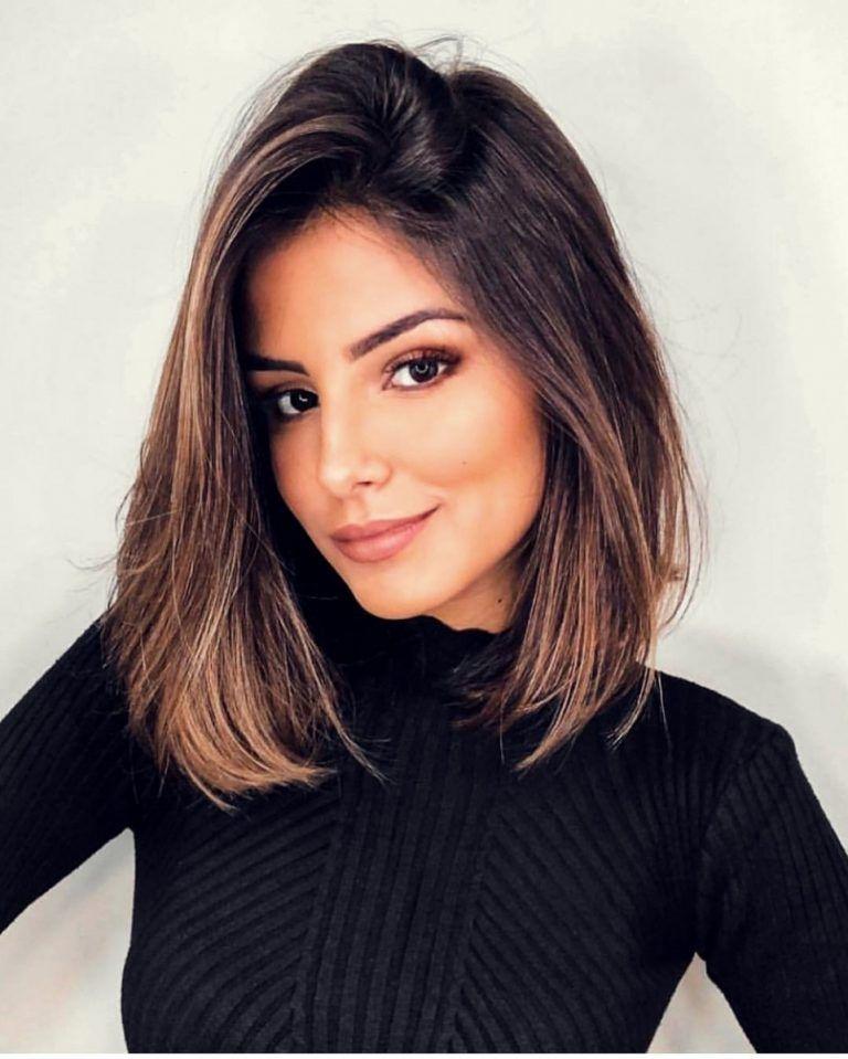 20 Interessant Frisuren, die Sie schön machen   Trend Bob Frisuren 2019