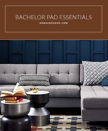 100 Bachelor Pad Living Room Ideas For Men: 15 Essentials For A Cool Bachelor Pad