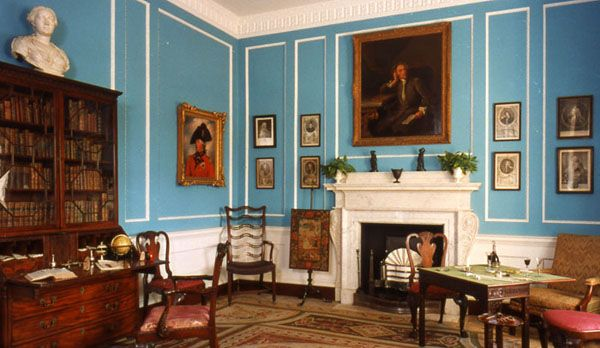 Choosing An Authentic Georgian Paint Scheme For Your Property Georgian Interiors Baths Interior Georgian Homes
