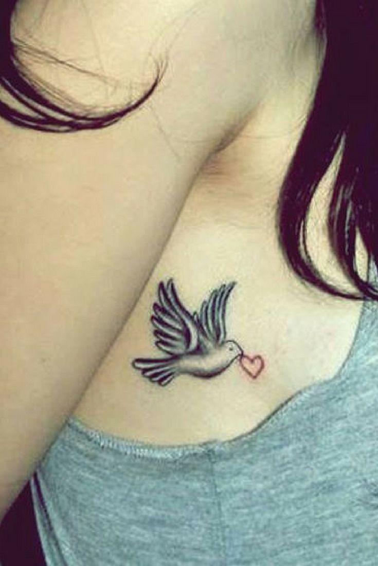 tatouage colombe 20 id es pour se faire tatouer le symbole de la paix tatouage tatouage. Black Bedroom Furniture Sets. Home Design Ideas