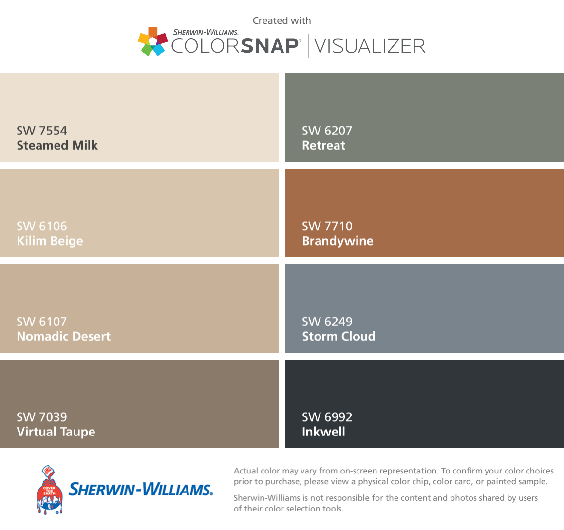 Sherwin williams paint colors sherwin williams 6249 storm cloud - I Found These Colors With Colorsnap Visualizer For Iphone By Sherwin Williams Steamed Storm Cloudsaccent