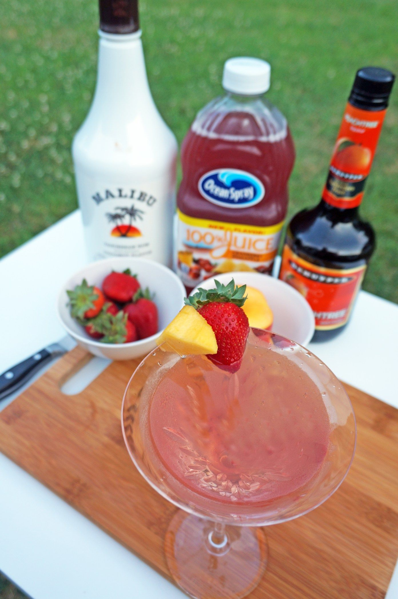 Beach Please Martini From Mom Envy Try This Super Easy Tail Recipe Perfect For Summer Simple