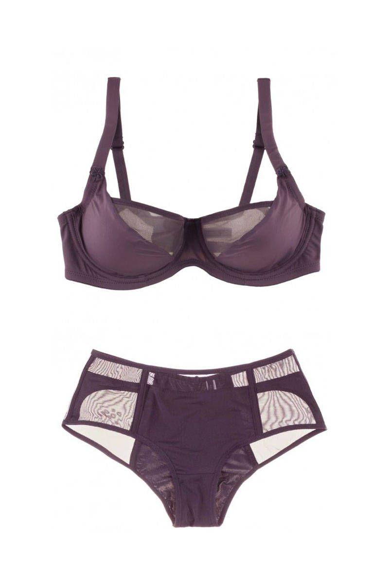 506e1bcf98 So much lingerie is wasted on the chest-less... OP  Elegant Lingerie Sets - Pretty  Designer Lingerie for Women - Elle
