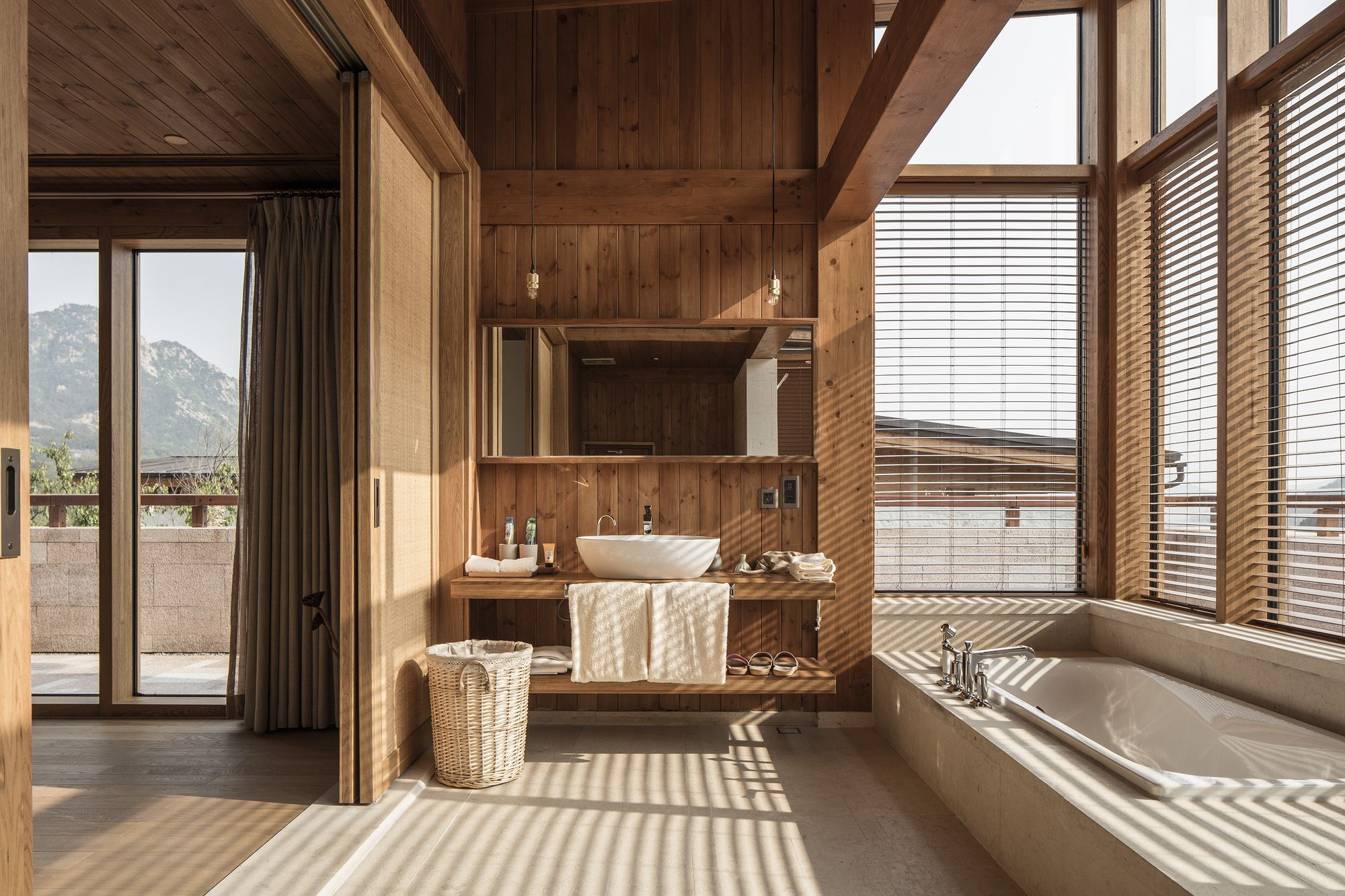 Gallery Of Shidao Resort Duoxiang Studio 29 Japanese Home Design Minimalist Home Interior Japanese Interior Design