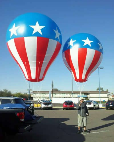Advertising Balloons Phoenix Az Inflatable Advertising