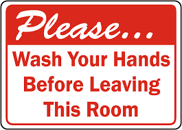 photo regarding Free Wash Your Hands Signs Printable known as Picture final result for totally free clean your palms indicators printable Foods