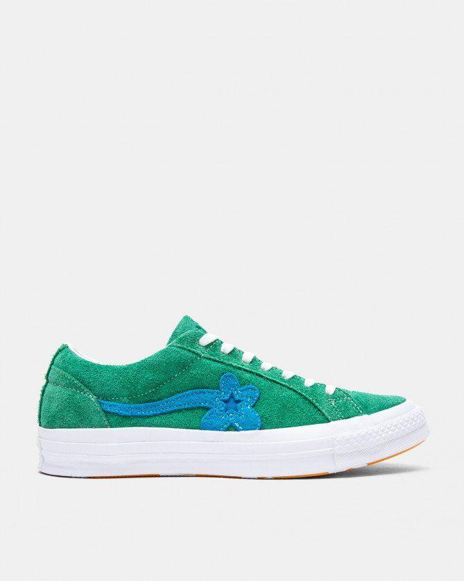 Converse - Converse x Tyler, the Creator Golf Le Fleur One Star Ox (Jolly  Green)