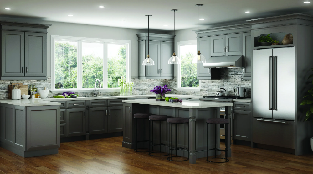 Stock Kitchen Cabinets Long Island Suffolk Nassau Classic Kitchen Cabinets Contemporary Kitchen Kitchen Design