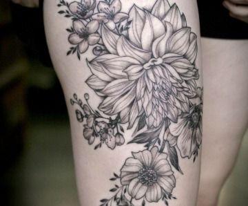 Flower Tattoo Archives Tattoomagz Com Tattoo Designs Ink Works Gallery Tattoos Ink Tattoo Shape Tattoo