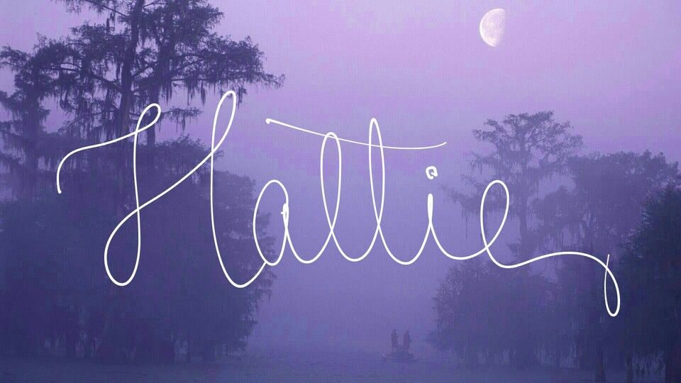 Uncommon names   Names given to between 5 and 15 baby girls in 2012: the state of Louisiana   #Hattie