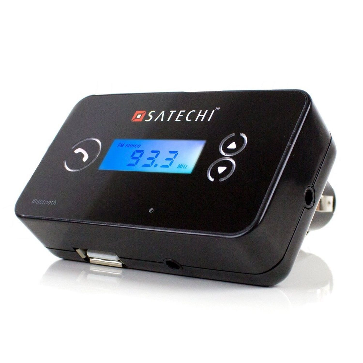 Satechi Bluetooth HandsFree Car Stereo Fm Transmitter For