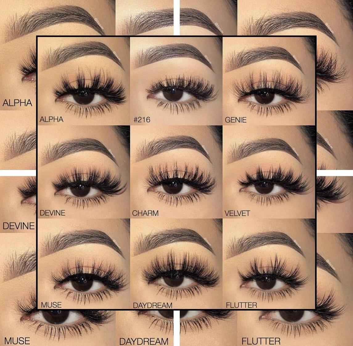 Best False Eyelashes   Eyelash Extension Products ...