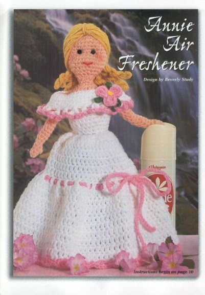 How to crochet doll lace dress / doll clothes - YouTube | 576x401