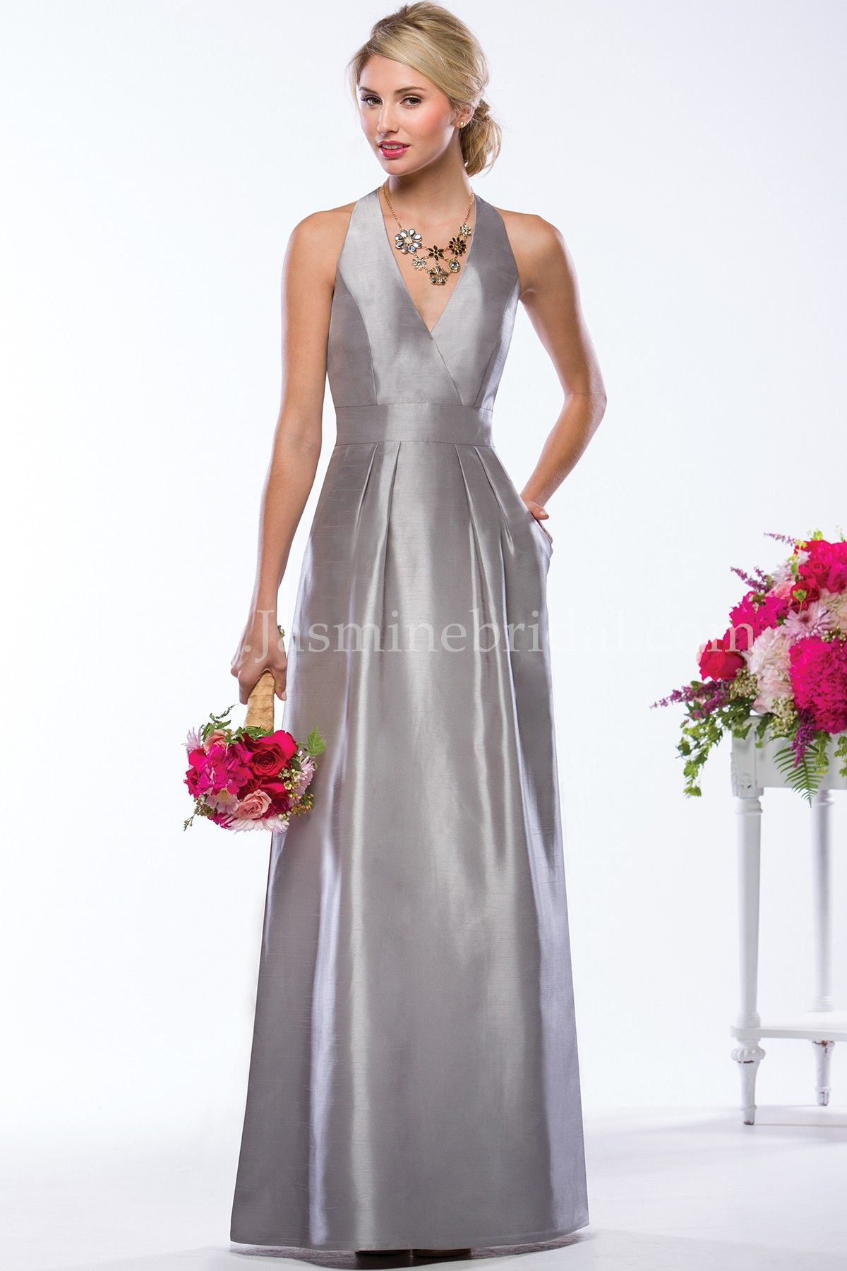 Jasmine bridal bridesmaid dress jasmine bridesmaids style p176062 in jasmine bridal bridesmaid dress jasmine bridesmaids style p176062 in platinum this bridesmaid dress is ombrellifo Images