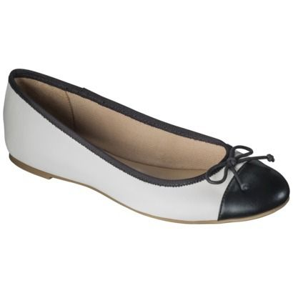 Women s Merona® Madeline Ballet Flat   got these bc they are so cute and  will 70564e5853