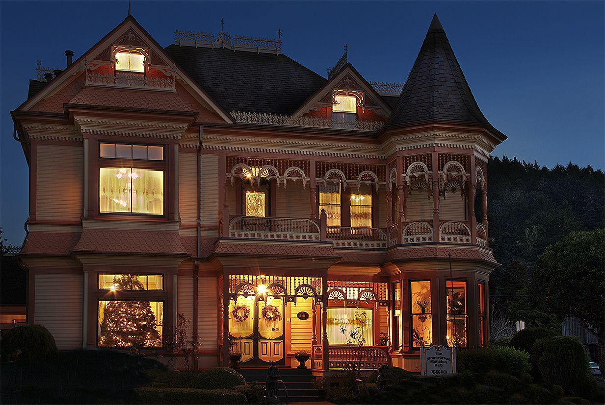 The Gingerbread Mansion Inn, Ferndale, CA Hotel, Best