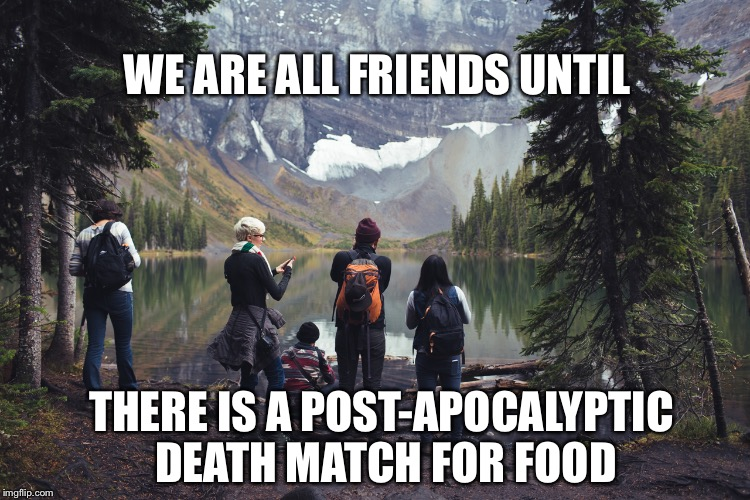 Reply All Meme Apocalypse