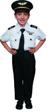 Airline Pilot Fun Costume Pilot Costumes Pilot Costume Kids Costumes Boys Diy Costumes Kids