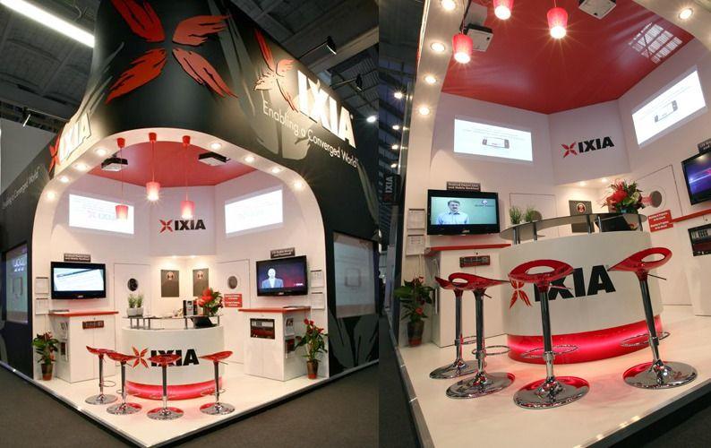 IXIA @ Mobile World Congress / Barcelona