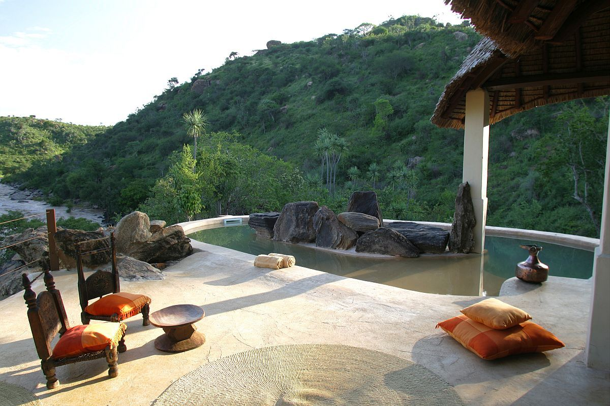 Sabuk Lodge - Kenya Set among the majestic scenery... | Luxury Accommodations