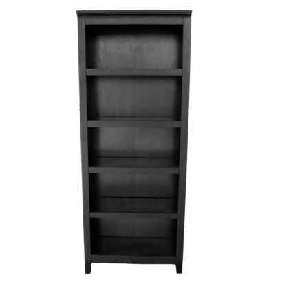 threshold carson 5 shelf bookcase ebony on sale for 88 to replace broken old bookcase in. Black Bedroom Furniture Sets. Home Design Ideas