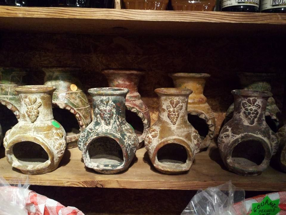 Rustic Charming Tabletop Chimeneas Come In Several Sizes These Handmade Mexican Mini Chimineas Are Wonderful Lu Small Candles Mexican Pottery Valuable Coins