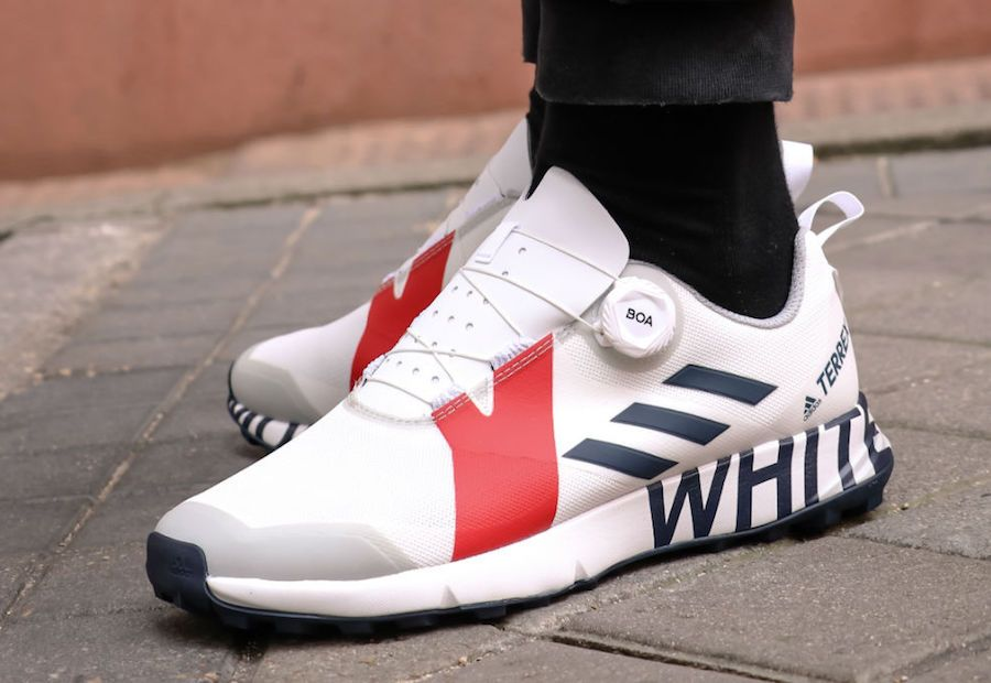 classic shoes good texture amazing price adidas Terrex Two Boa x White Mountaineering | Sneakers ...