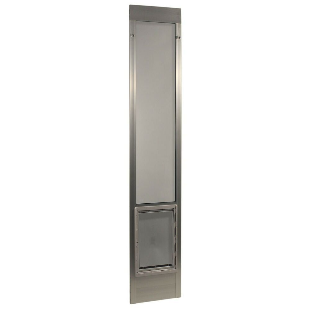 Ideal Pet Products Fast Fit Pet Patio Door Super Large Mill 75patslm Idealpetproducts Pet Patio Door Patio Dog Door Patio Doors