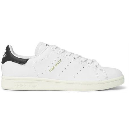 separation shoes 2646e a6ae7 adidas Originals - Stan Smith Leather Sneakers - White From Mr Porter