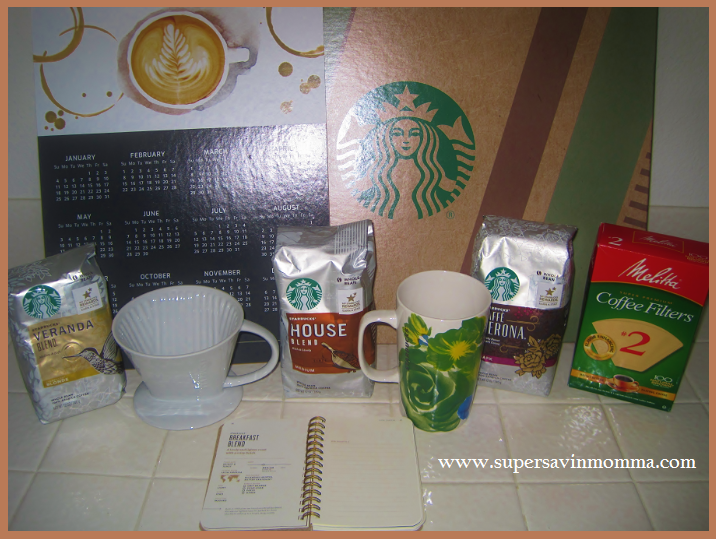 REVIEW World of Starbucks® Coffee House Blend Pour