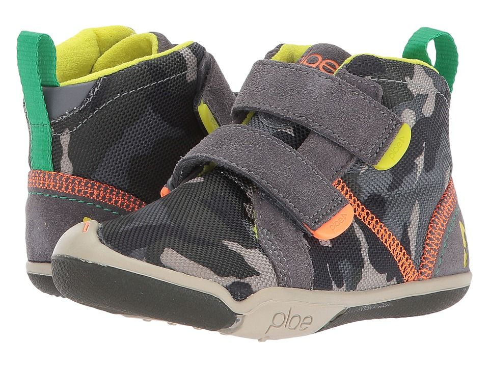 0fd1a21205a PLAE Max (Toddler/Little Kid) Boy's Shoes Steel/Camo | Products ...