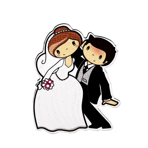 novios boda dibujo divertidos  Buscar con Google  Bodas