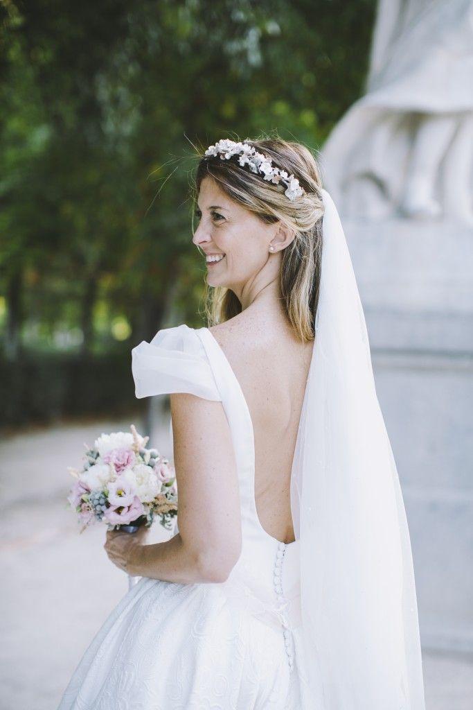 blog de novias beatriz alvaro: el vestido de novia de carmen