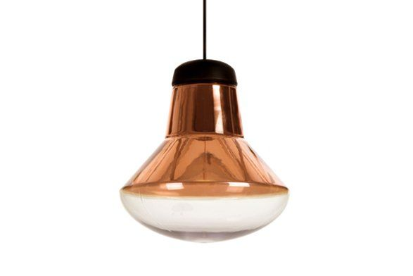Blow Light Copper By Tom Dixon Binnenverlichting Lampen Verlichting