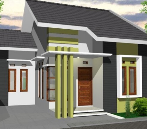 Model Teras Unik Untuk Rumah Minimalis Terbaru Desain Minimalis