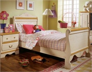 Princess Bouquet Sleigh Bed in 2019 | Bedroom decor, Home ...