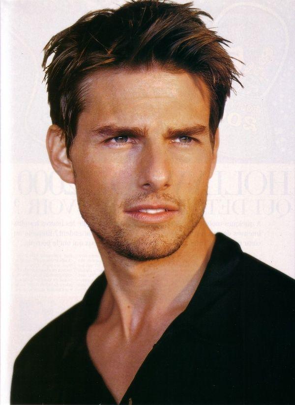 Tom Cruise Fascinating Men Tom Cruise Heisseste Schauspieler Darsteller