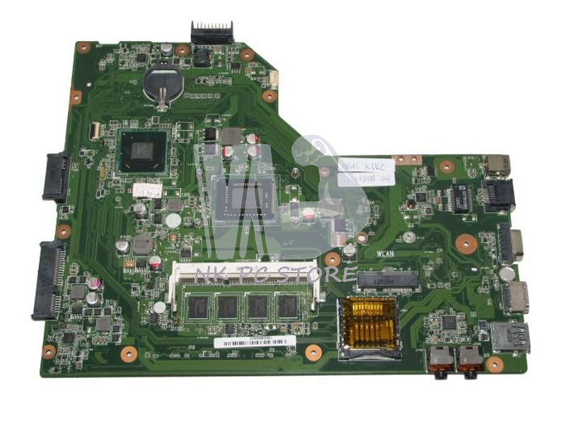 91.08$  Watch now - http://alipfo.shopchina.info/go.php?t=32800259922 - Notebook PC Motherboard For Asus K54C Main Board I3-2330M CPU Onboard DDR3 91.08$ #buyininternet