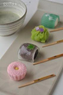 Asal Usul Wagashi Camilan Maknyus Dari Jepang Japanese Sweets Makanan Penutup Jepang Manisan Jepang