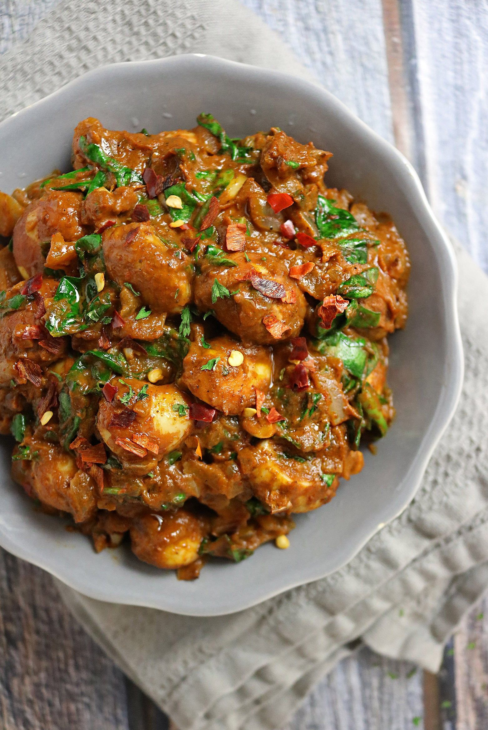 Easy jackfruit seed curry recipe jackfruit seed curry