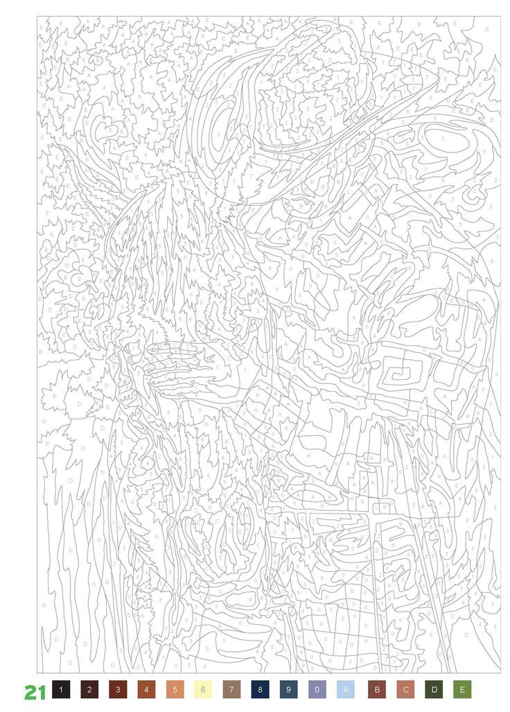 coloriages mysteres - Hledat Googlem | Colouring pages | Pinterest ...