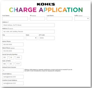 Kohls Credit Card Login Credit Card Login Info Credit Card Credit Card Payment Get Gift Cards
