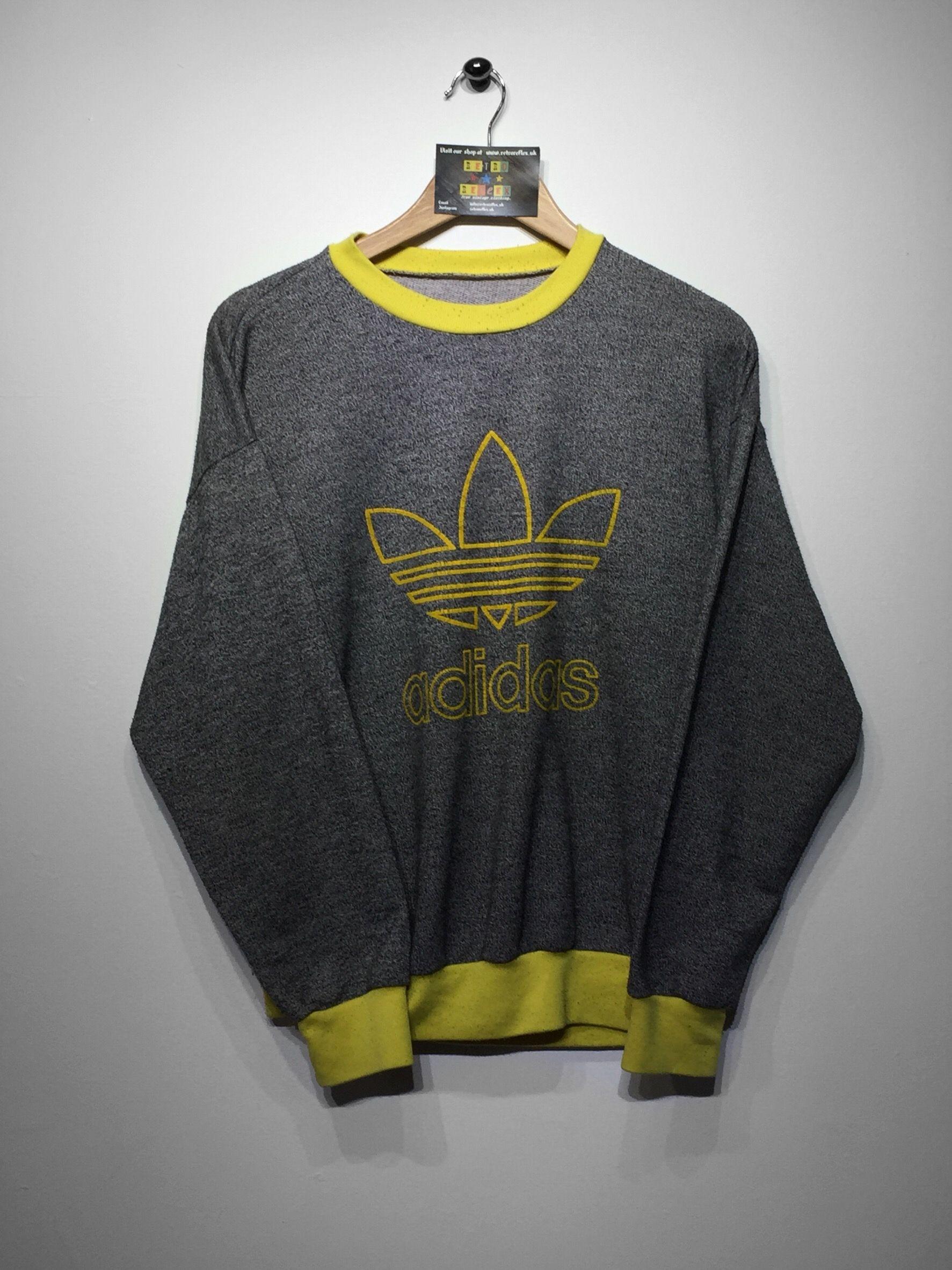 Adidas sweatshirt size Small £32 Website➡️ retroreflex