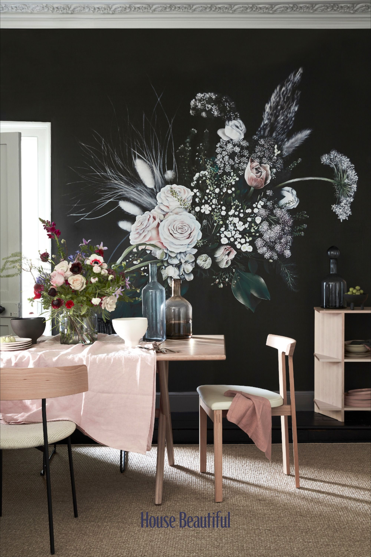 47 Beautiful Wall Decor Ideas Dining Room