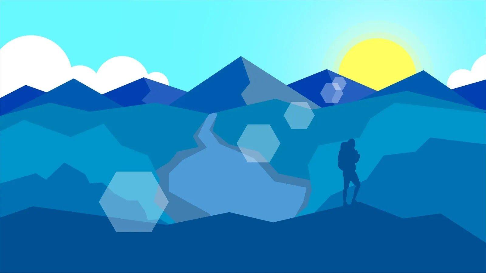 أحدث خلفيات بجودة عالية الدقة جودة 4k خلفيات كمبيوتر Artist Landscape Art Art