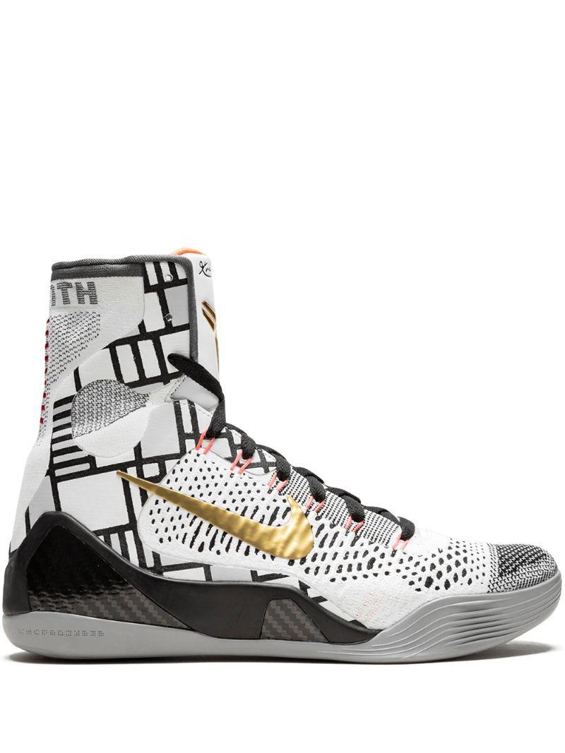kobe 9 Elite' Sneakers In White