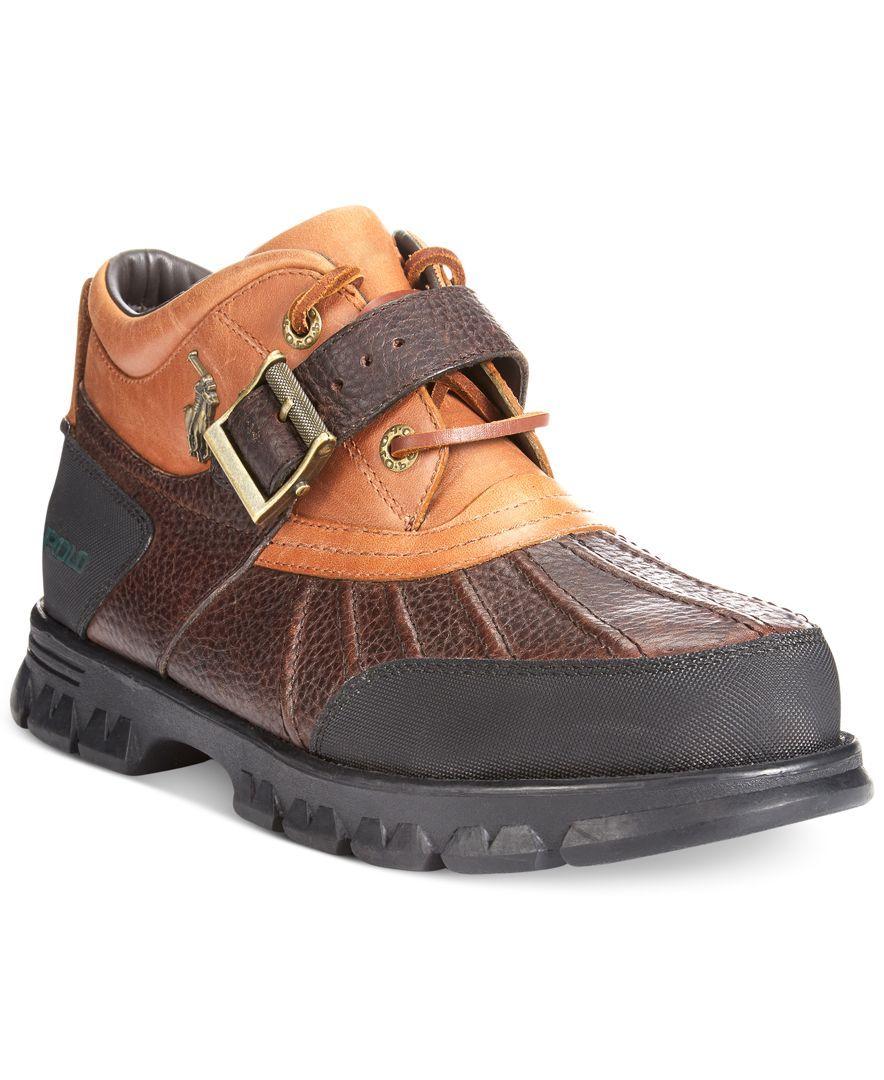 7fdf8920f83b5 Polo Ralph Lauren Dover Boots Hombres