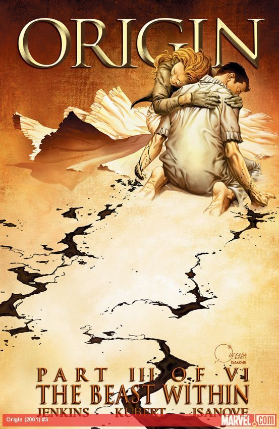 Images From Origin (2001 - 2002) | Marvel.com